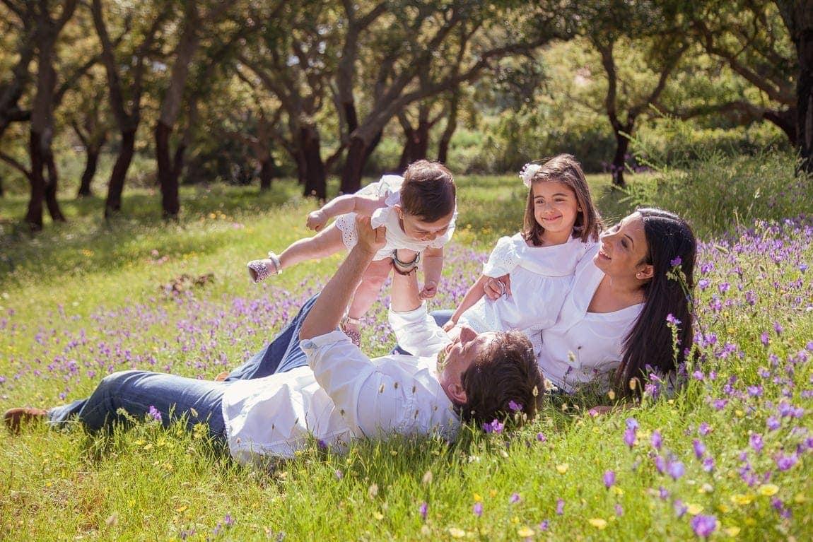 sesiones de fotos infantiles en algeciras campo de gibraltar